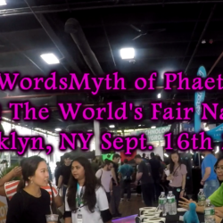 The WordsMyth takes you inside The Worlds Fair Nano in Brooklyn, NY